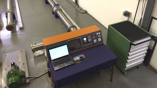 axial flow pump impeller testing