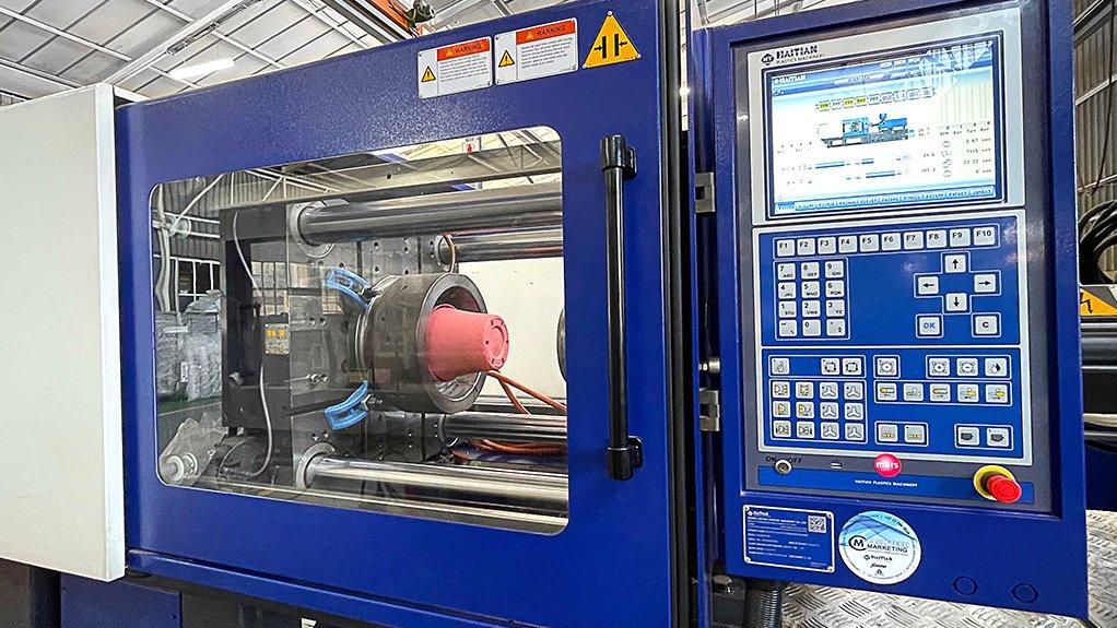 An image of Bambisana Plastics Manufacturing equipment