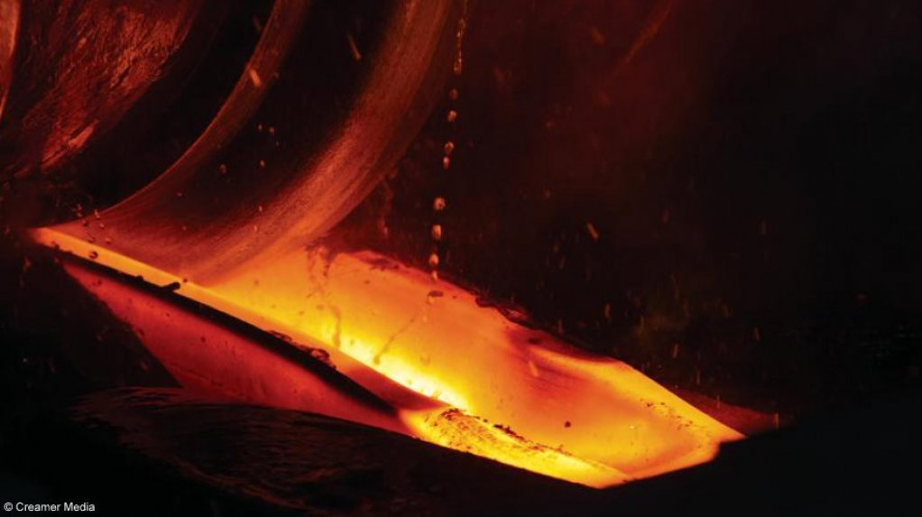 The Highveld Structural Steel Mill