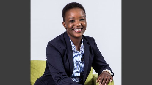 An image of Business Leadership South Africa CEO Busi Mavuso
