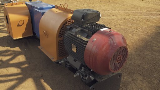 An image of the BMG Synergy Electric Motor