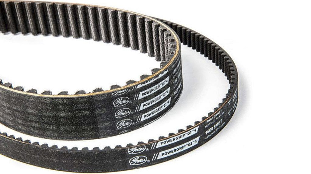 Image of the Gates Power grip synchronous belt