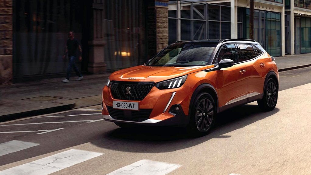 Image of the Peugeot 2008