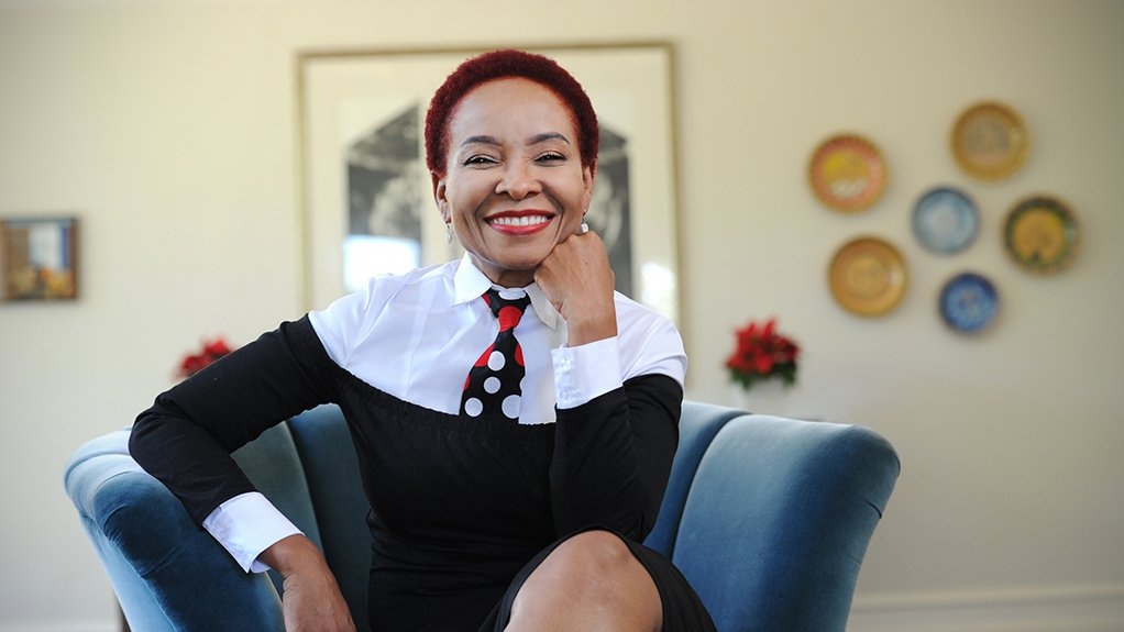 Image of UCT Vice-Chancellor Professor Mamokgethi Phakeng