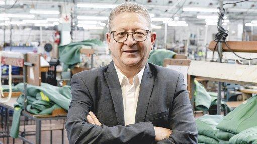 John Jacobs, CEO of Sweet-Orr & Lybro
