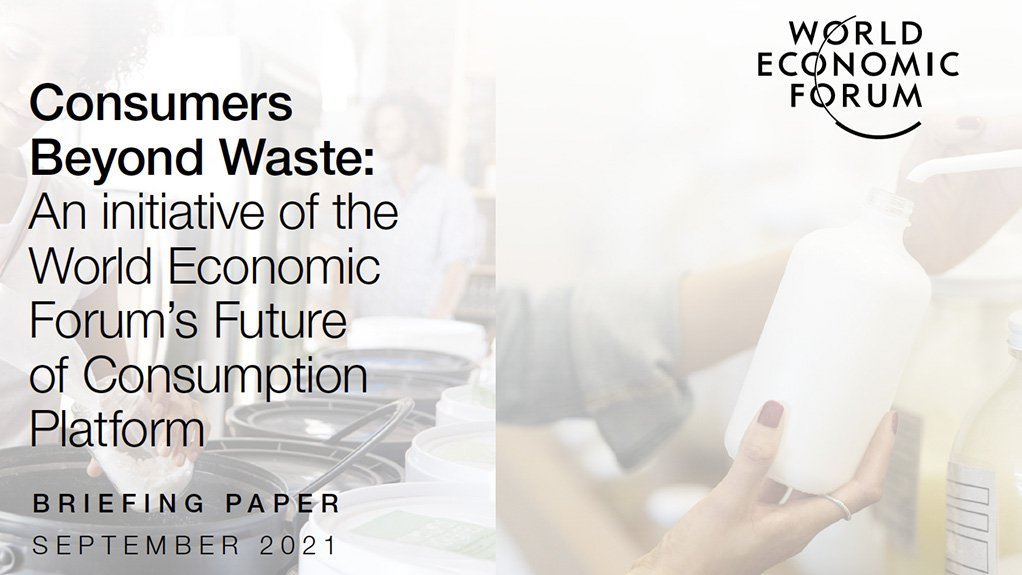 Consumers Beyond Waste: An initiative of the World Economic Forum's Future of Consumption Platform