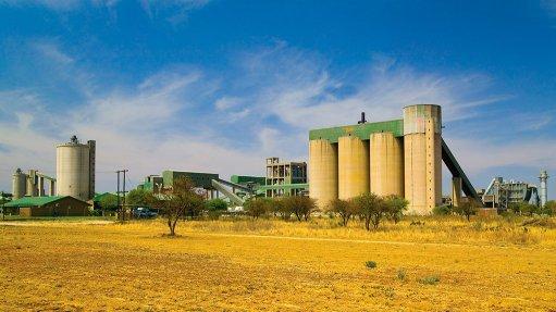 PPC factory in Dwaalboom