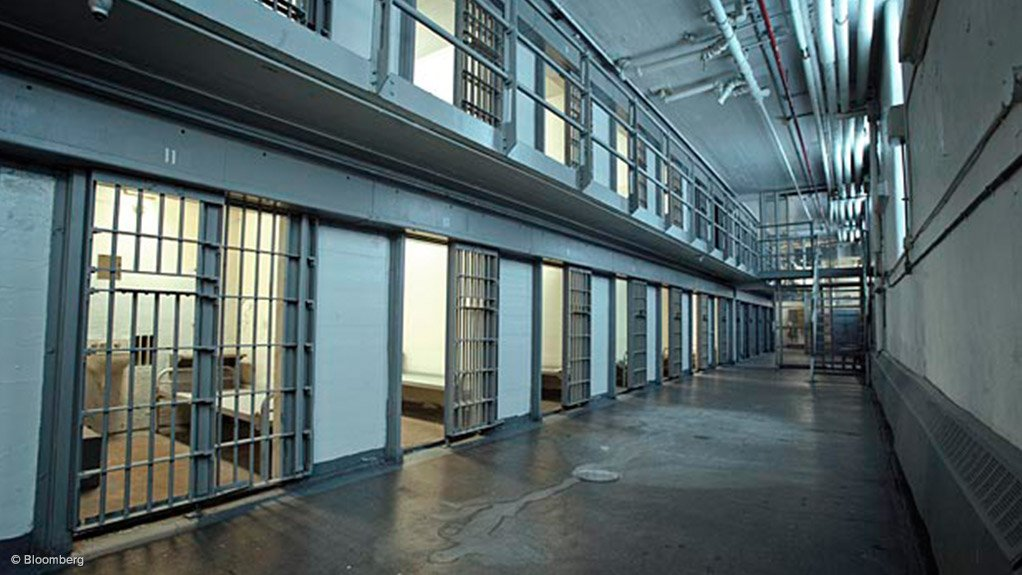 Image showing the prison cells