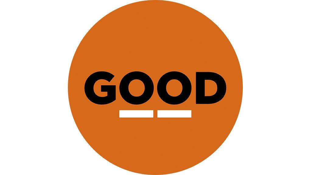 GOOD party logo