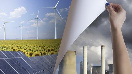 iStock image - Transition to renewable energies