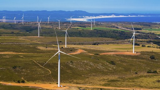 Image of Jeffrey's Bay Wind Energy Farm