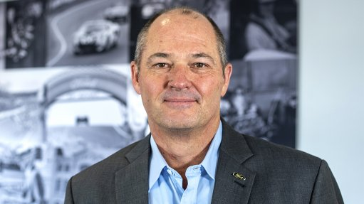 Image of Neale Hill president of Ford Motor Company Africa