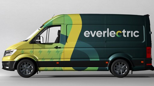 Pic of a Everlectric-branded vehicle.