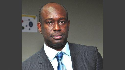 A photo of MTN DigiFin CFO Adekunle Awobodu