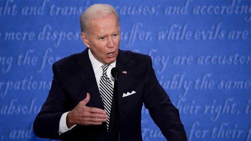 A photo of Joe Biden