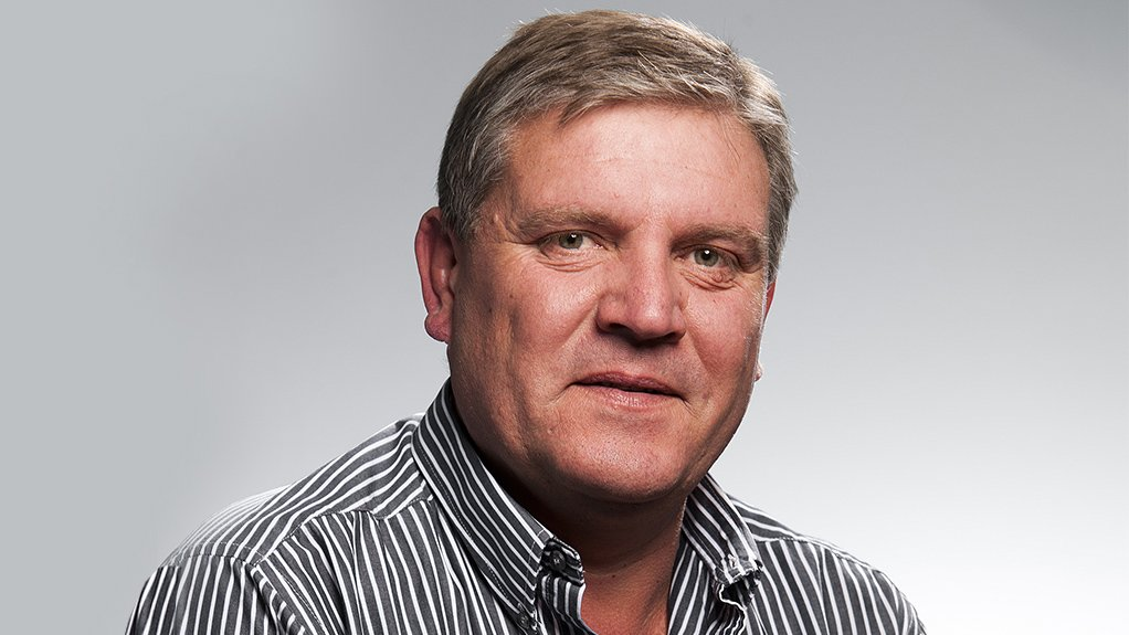 Image of BME GM for West African operations Michael Klaasen