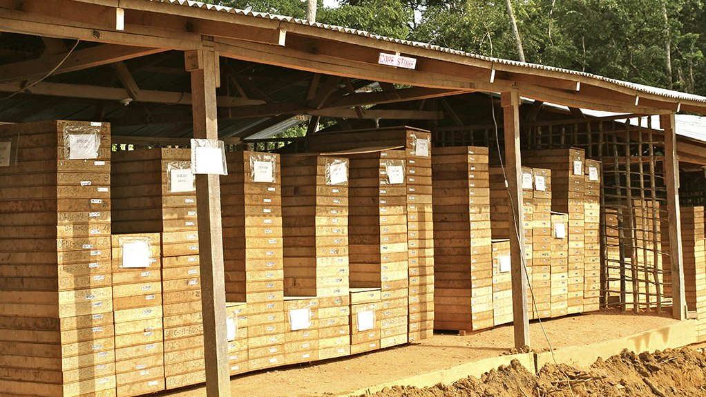 Hummingbird Resources' Dugbe project
