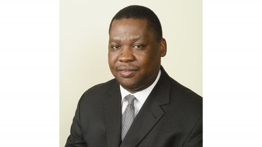 An image of the Minerals Council health and environment senior executive Niks Lesufi