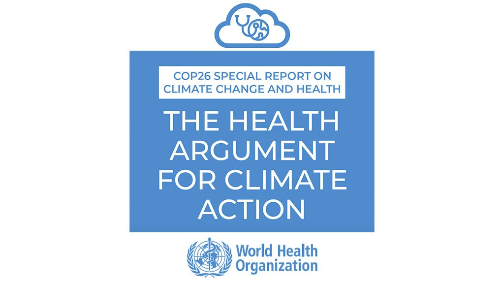 COP26 Special Report on Climate Change and Health