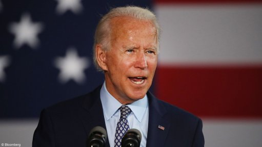 Image of US President Joe Biden