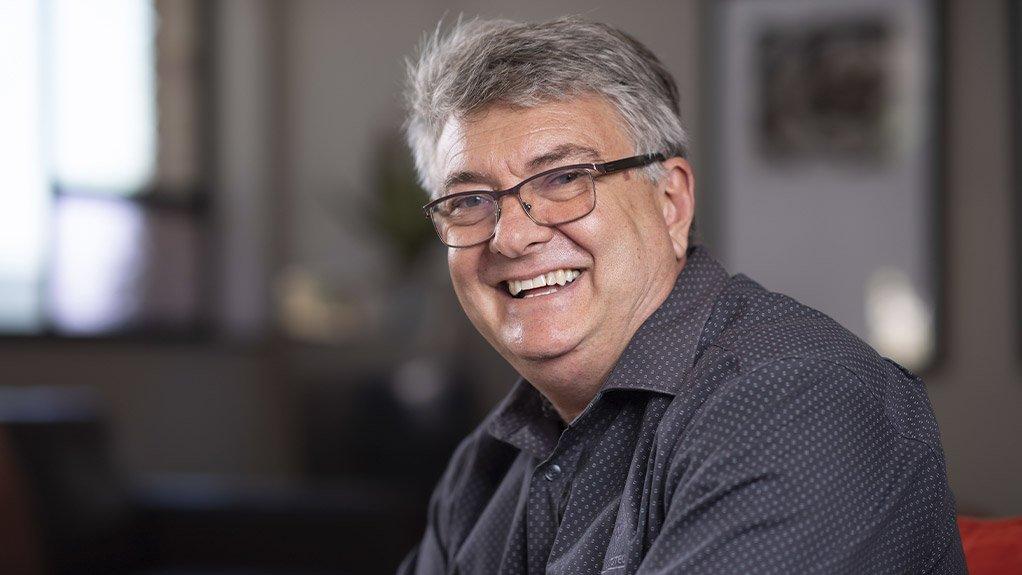 Roy Roche, Multotec business development executive