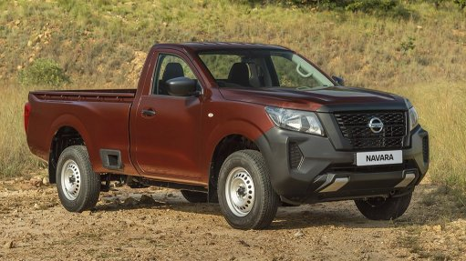 Nissan introduces made-in-SA Navara single-cab bakkie