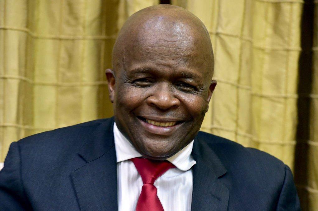 A photo of Mondli Gungubele