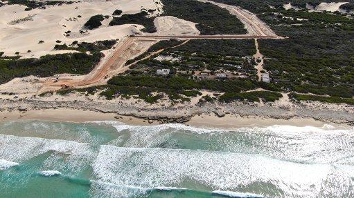 An image of the Coega Aquaculture Development Zone