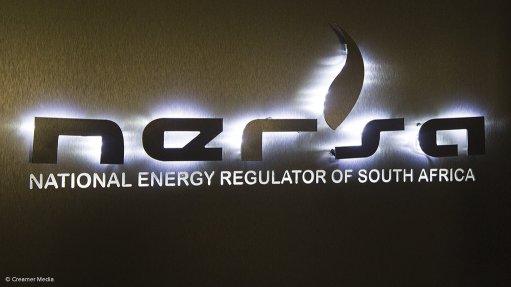 Photo of the Nersa logo