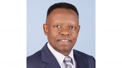 An image of Hatch Africa chairperson Trueman Goba