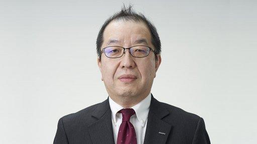 Image of Naohiro Yamaguchi Isuzu Motors South Africa (IMSAf) chairperson