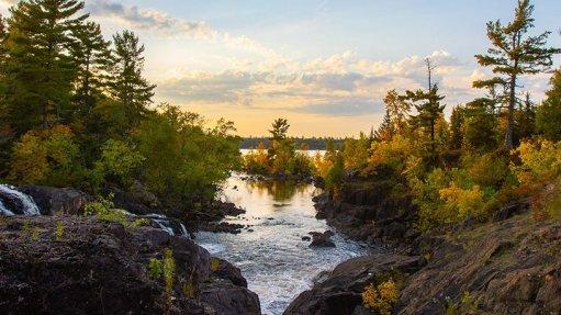 An image of a nature landscape