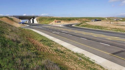 Image of N7 Hopefiled interchange
