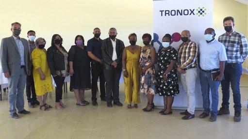 Tronox Image