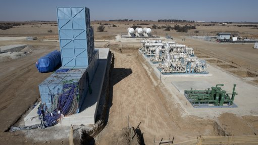 Image of Renergen's Virginia gas project
