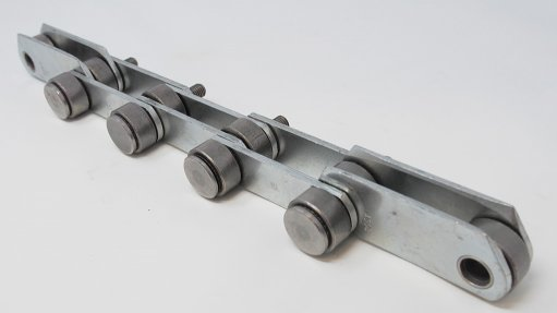 Image of a ZMC chain for bakeries