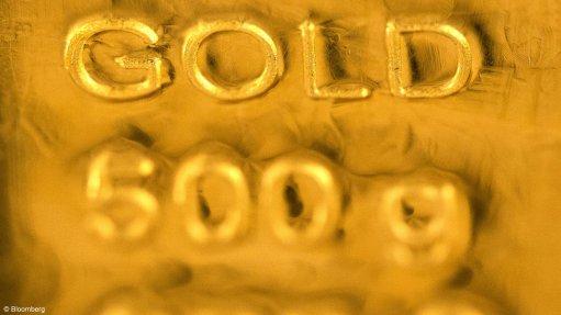 An image of a gold bar