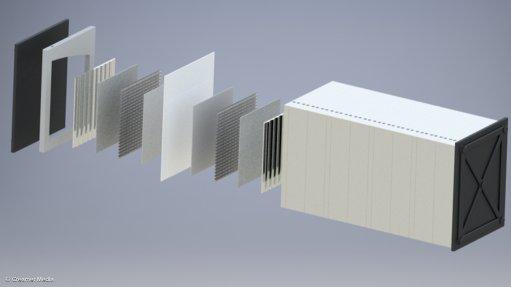 Creamer Media screenshot of Hydrox electrolyser.