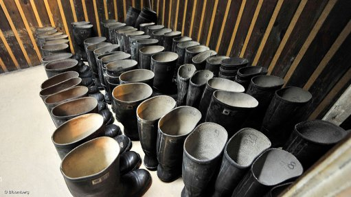 Image of rubber boots