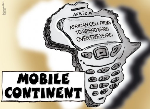 THE MOBILE CONTINENT