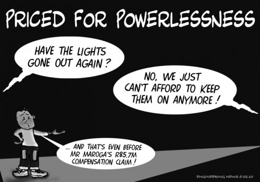 FEELING POWERLESS