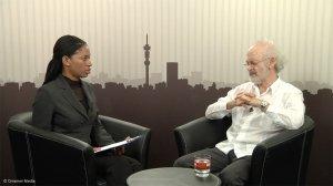 Researcher and analyst Professor Raymond Suttner speaks to Polity's Motshabi Hoaeane