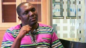 Sunday Times journalist Mzilikazi wa Afrika