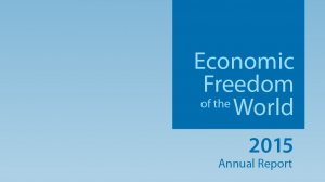 Economic Freedom of the World: 2015 Annual Report (September 2015)