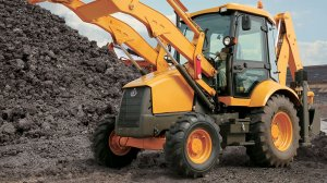 SDLG introduces backhoe loader to African market