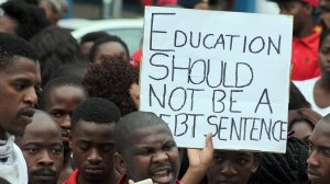 South African student protests are about much more than just #feesmustfall