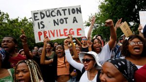 Beyond the student protests lies a bigger struggle against deeply rooted oppression