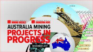 Australia Mining Projects in Progress 2017 (PDF Report)
