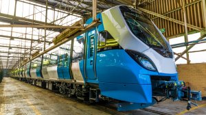 Gibela: Gibela gears up to deliver the first of 580 new South Africa-built commuter trains to Prasa