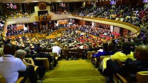 Mini Plenary: Debate on Vote 5: Home Affairs (OAC)
